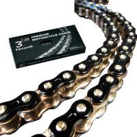 EK Chains - EK CHAIN 3D 520 Z Series Chain:120 Link - Image 1