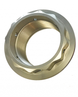 MVS Performance - MVS Performance Billet Wheel Nut: MV AGUSTA