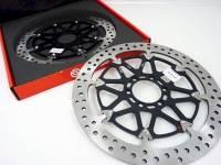 Brembo - BREMBO HP T-Drive Disk Kit: [Ducati 5 Bolt/320mm, 10MM Offset] - Monster 796/797, Monster 1100 EVO, 821, 1200, Hypermotard, Diavel, MTS1200, Hyperstrada, Supersport 939 - Image 2