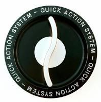 TWM Quick Action Aluminum Fuel Cap: 749 / 999 / Sport Classic / Multistrada