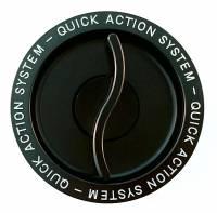 TWM - TWM Quick Action Aluminum Fuel Cap: Ducati 848-1098-1198, 748-916-996-998, Monster 1200-821-797, ST, MV Agusta - Image 2