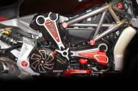 Ducabike - Ducabike Convogliatore Vertical Air Cover: Ducati X Diavel - Image 2