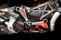 Ducabike - Ducabike Convogliatore Horizontal Air Cover: Ducati X Diavel - Image 3