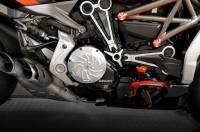 Ducabike Billet Clutch Cover: Ducati X Diavel