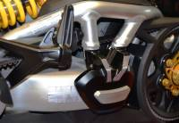 Ducabike - Ducabike Swingarm Protection Cover: Ducati X Diavel - Image 2
