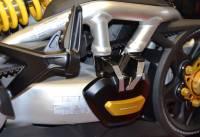 Ducabike - Ducabike Swingarm Protection Cover: Ducati X Diavel - Image 4