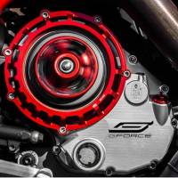STM Ducati EVOLUZIONE EVO-GP Racing Slipper Clutch Complete with 40T Plates and Basket