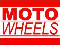 Stickers - Motowheels Logo - Med