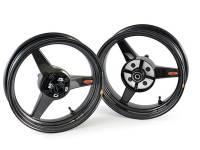 """BST Wheels - BST 3 Spoke Rear Wheel: 3.5"""" X 12"""" : Honda Grom 125 - Image 3"""
