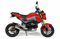 """BST 3 Spoke Front Wheel: 2.75"""" X 12"""" : Honda Grom 125 [3.6 lb. (1.63 kg)]"""
