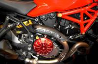 Ducabike - Ducabike Billet Clutch Cover: Ducati Monster 1200/S/R, MTS 1200 / MTS 1200 Enduro - Image 3