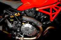 Ducabike - Ducabike Billet Clutch Cover: Ducati Monster 1200/S/R, MTS 1200 / MTS 1200 Enduro - Image 4