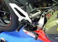 Ducabike - Ducabike Special Limited Edition Rear Sets: Ducati 1299 / 1199 / 899 /959: DISPLAY Part [One Only] - Image 11