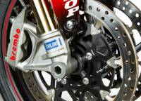 BREMBO HP T-Drive Disk Kit: 320mm [5 Bolt 15MM Offset] - Desmosedici, 749/999, S4RS, 848/1098/1198, 1199/1299/899/959, Streetfighter 1098, Monster 1100S