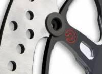 Brembo Groove 330mm Front Rotor: Ducati Scrambler