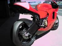 """BST Wheels - BST 5 Spoke Wheel Set: Ducati Desmosedici RR [6.25"""" Rear] - Image 5"""