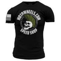 Motowheels Speedshop Shirt by Grunt Style