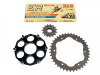 Drive Train - Rear Sprockets - SUPERLITE - SUPERLITE Quick Change Lightweight Kit: Monster 1200 / Supersport 939