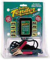 Parts - Batteries and Chargers - Battery Tender - BATTERY TENDER JUNIOR 12V CHARGER