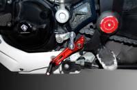 Ducabike - Ducabike Billet Reverse Shift Lever Kit: Ducati Multistrada 1200