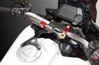 Ducabike - Ducabike Steering Damper Support Kit for Ohlins: Ducati Multistrada 1200 [10-14] - Image 2