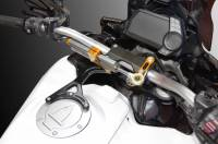 Ducabike - Ducabike Steering Damper Complete Kit With Ohlins 68MM Stroke Damper: Ducati Multistrada 1200 [10-14] - Image 3