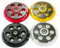 Ducabike - Ducabike Vented Clutch Pressure Plate: Dry Clutch Ducati With Carbon Fiber Top Plate [No Slipper]