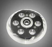 Ducabike - Ducabike Vented Clutch Pressure Plate: Dry Clutch Ducati With Carbon Fiber Top Plate [Non- Slipper] - Image 4