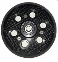 Ducabike - Ducabike Vented Clutch Pressure Plate: Dry Clutch Ducati With Carbon Fiber Top Plate [Non- Slipper] - Image 6