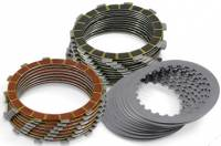 Clutch - Clutch Plates - Barnett - BARNETT Ducati Wet Clutch Plate Kit: Clutch plate kit includes steel and friction plates for Ducati Multistrada 1200  / Diavel / X Diavel / Panigale 1199,1299,959 / Monster 1200