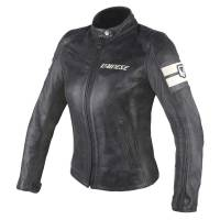 Women's Apparel - Women's Leather Jackets - DAINESE - DAINESE Lola D1 Lady Leather Jacket