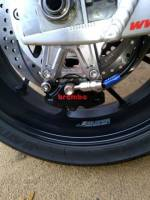 Brembo - BREMBO Black 84mm Mount CNC 2 Piece Billet Rear Caliper - Image 5