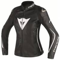 Women's Apparel - Women's Leather Pants - DAINESE - DAINESE Assen Lady Tex Jacket