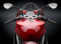 RIZOMA - RIZOMA Billet Aluminum Fuel Cap: Ducati Panigale 899-959-1199-1299-V4-V2, Scrambler, SF848-1098-V4 - Image 3