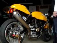 Termignoni - Termignoni Racing FULL 2-1 EXHAUST SYSTEM: 2006 Ducati Sport Classic/ 2007 SE [Mono Shock], Paul Smart [Great Deal For The Last Available Unit] - Image 4