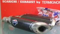 Termignoni - Termignoni CF Slip-On Exhaust: Ducati 848/1098/1198/1098R - Image 6