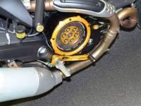 Ducabike - Ducabike Clear Clutch Case Cover/ Hydraulic Clutch Line Conversion Kit: Ducati Supersport: 2017- - Image 16