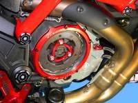 Ducabike - Ducabike Clear Clutch Case Cover/ Hydraulic Clutch Line Conversion Kit: Ducati Supersport: 2017- - Image 13