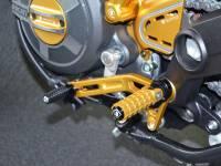 Hand & Foot Controls - Foot  Controls - Ducabike - Ducabike Adjustable Billet Shift Lever: Scrambler/Monster 797