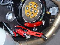 Hand & Foot Controls - Foot  Controls - Ducabike - Ducabike Adjustable Billet Brake Lever: Scrambler/Monster 797