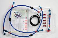 "Returns, Used, & Closeout  - Closeout Parts - Fren Tubo - FRENTUBO Street Legal Brake Line Kit ""Type 3"" Ducati Monster 620 -05, 750/800/1000/S4 f.i. models, Monster 900 02"