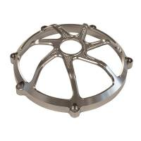 Speedymoto Limited - SPEEDYMOTO LIMITED NICKEL Ducati Dry Clutch Cover: 7 Spoke