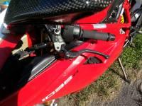 CRG - CRG Carbon Fiber Clutch Lever: Ducati 848/1098/1198, Hypermotard, Monster S4R,RS, 1200, MTS 1200, Panigale Series, Diavel, X Diavel - Image 2