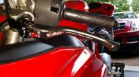 CRG - CRG Carbon Fiber Clutch Lever: Ducati 848/1098/1198, Hypermotard, Monster S4R,RS, 1200, MTS 1200, Panigale Series, Diavel, X Diavel - Image 5
