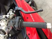 CRG Carbon Fiber Brake Lever: Ducati 848/1098/1198, Monster S4R,RS, 1200, MTS 1200, Panigale Series, Diavel, X Diavel