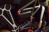 Ducabike - Ducabike Frame Plugs: Ducati X Diavel - Image 2