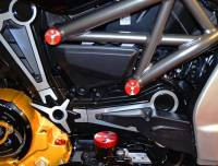 Ducabike - Ducabike Frame Plugs: Ducati X Diavel - Image 3