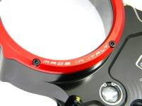 Clutch - Covers - Ducabike - Ducabike Clear Clutch Case Cover replacement window: Ducati