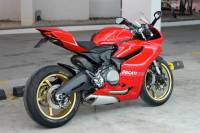 OZ Motorbike - OZ Motorbike Piega Forged Aluminum Wheel Set: Ducati Panigale 899-959 - Image 5
