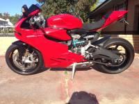OZ Motorbike - OZ Motorbike Piega Forged Aluminum Wheel Set: Ducati Panigale 899/959 - Image 4